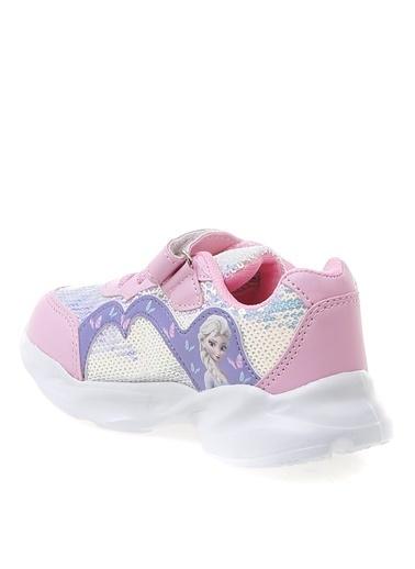 Pink Step Yürüyüş Ayakkabısı Pembe